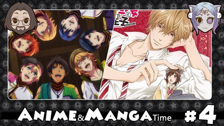 Anime e Manga TIME #4 - A volte ritornano