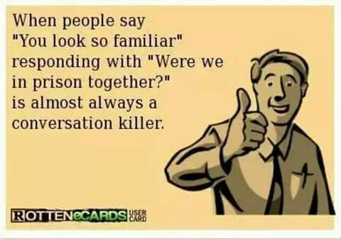 Correctional Officer humor