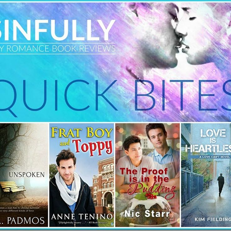Reading and Reviewing All Male Romance - Quick Bites Giveaways