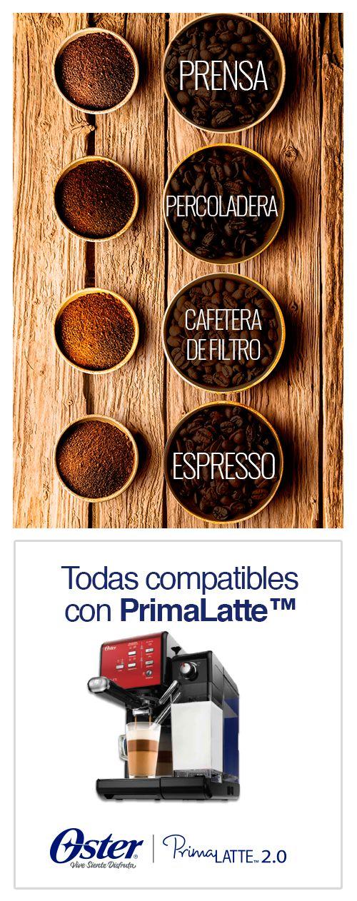 ¿Conoces los diferentes tipos de molido de café?
