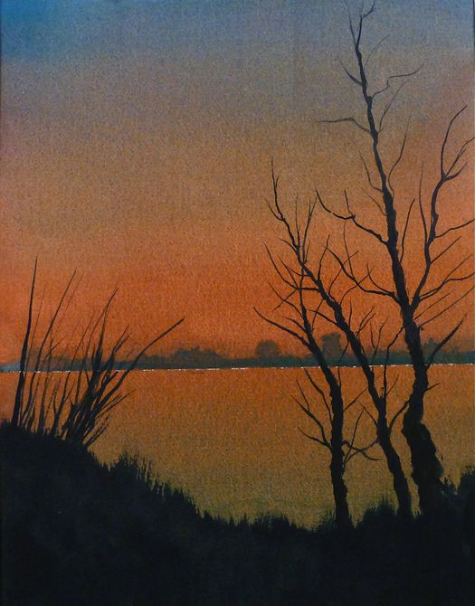 Ian Wilson - Watercolors.. If you haven't already, visit this man's 'My Watercolors' board. Beautiful!