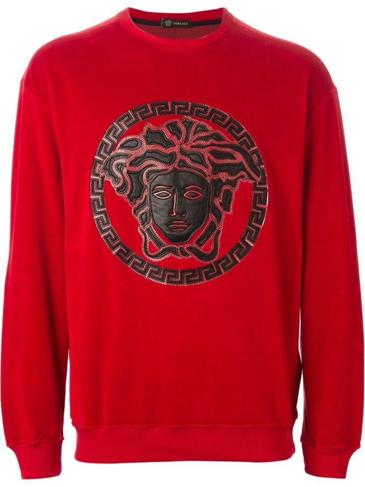 Versace Moletom - Julian Fashion - Farfetch.com