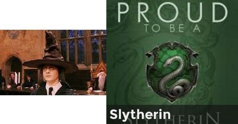 Slytherin | Hogwarts Sorting Hat Quiz