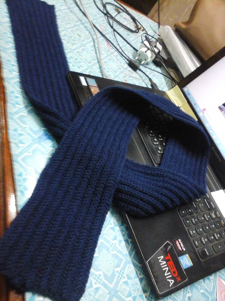 A scarf for men