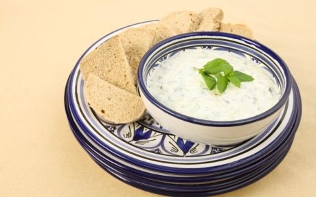 Ina Garten Tzatziki Adorable With Easy Tzatziki with Toasted Pitta Crisps by Ina Garten @FoodNetwork_UK Pictures