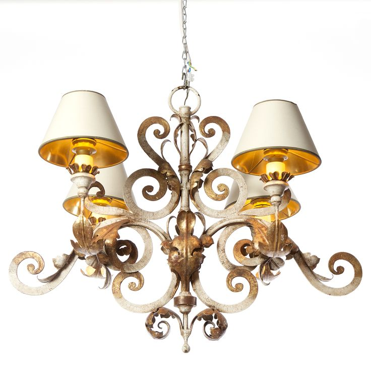 75 best chandeliers and pendants vintage design lighting this rare chandelier by caldwell from circa 1900s is in excellent condition a four aloadofball Images