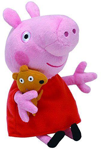 TY 7146128 - Peppa Baby - Schwein mit rotem Kleid und Bär... https://www.amazon.de/dp/B001ENZ43K/ref=cm_sw_r_pi_dp_x_GAUgzbCZQ103G