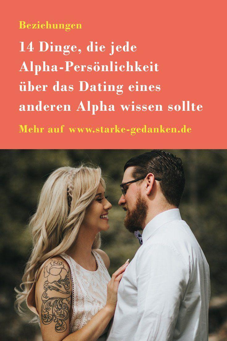 Alpha-Dating