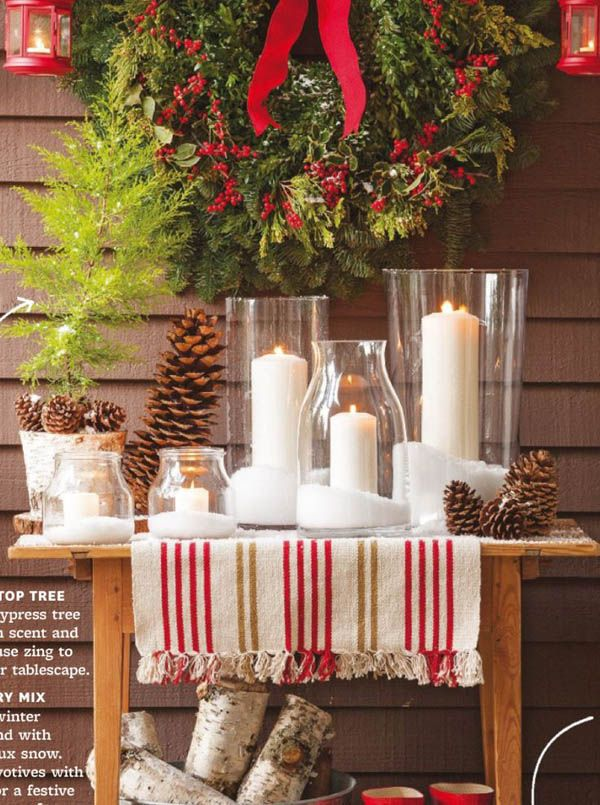 Best Indoor Christmas Decorating Ideas : Best images about christmas crafts food on
