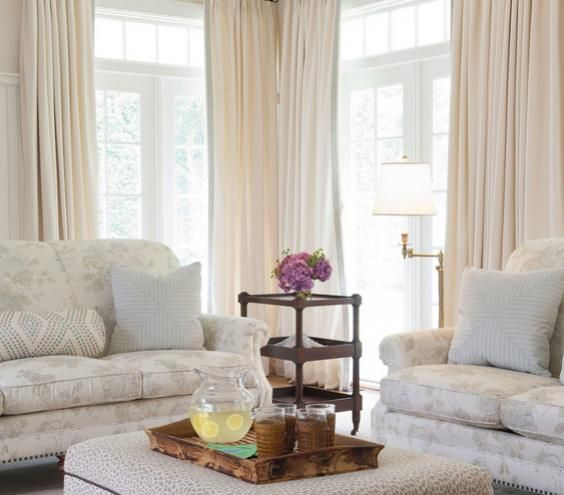 Ladylike Charm | Patterns, prints, colors, and textures come together to create the ultimate livable space.