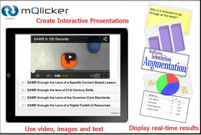 mQlicker – Create Interactive Presentations with this Audience Response System