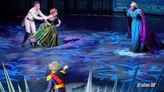 Frozen Live at the Hyperion Theatre, Full Multi-Angle Show, Disney California Adventure, Disneyland - YouTube