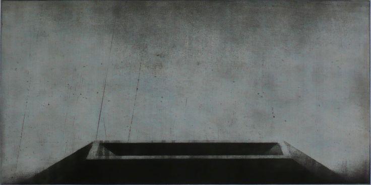Tomasz Daniec ~ The Outskirts VIII / aquatint / 2009