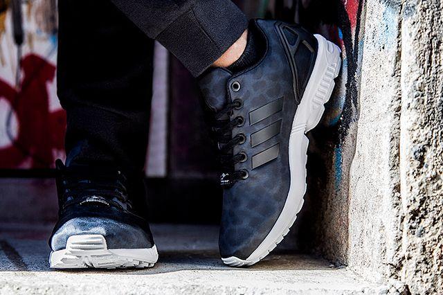 ADIDAS ZX FLUX WMNS (LEOPARD PACK) | Sneaker Freaker