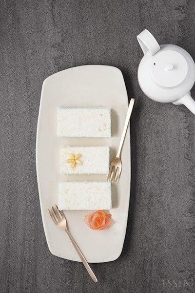 박서란의 아름다운 전통 음식 가을 떡 이미지 2