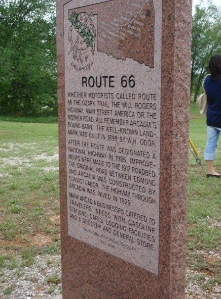 Route 66, Oklahoma USA