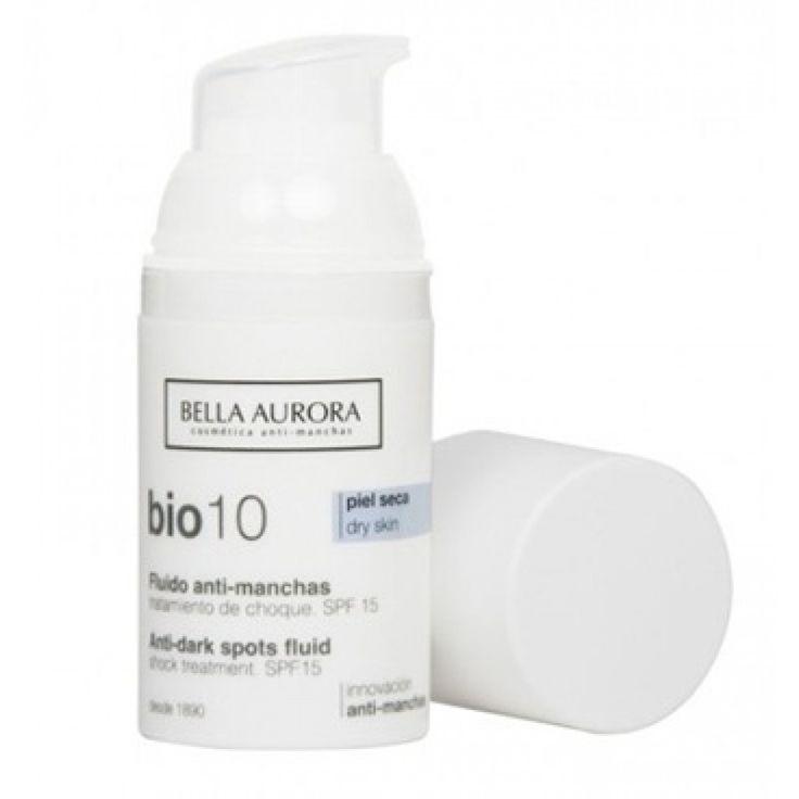 Bella Aurora BIO10 Fluido Antimanchas Piel Seca SPF15 30ml
