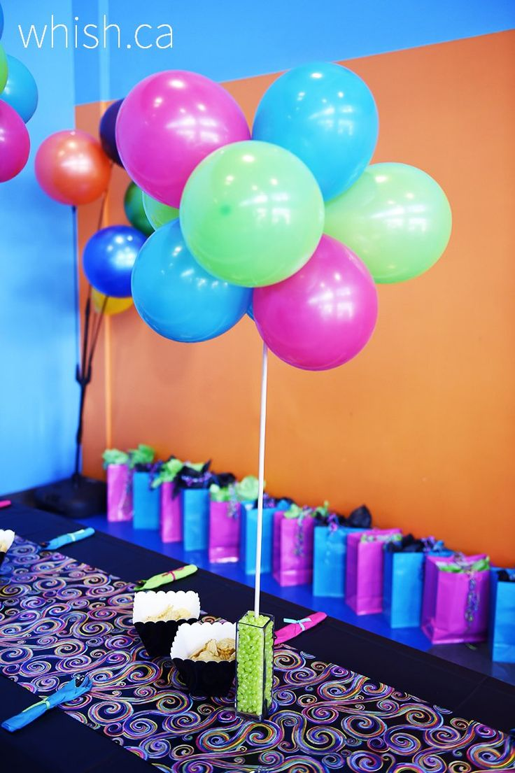 Tips for hosting a Pop Up Party | Whish.ca