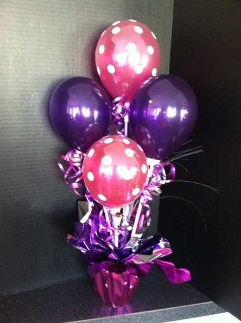 Birthday Balloon Bouquet