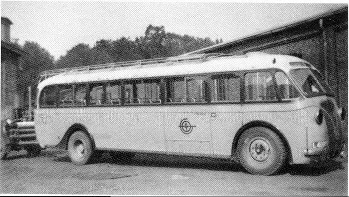 ATO/Van Gend en Loos, Utrecht de RD80 in 1933 in Elburg op de lijn Nunspeet - Zwolle die later over ging naar de VAD