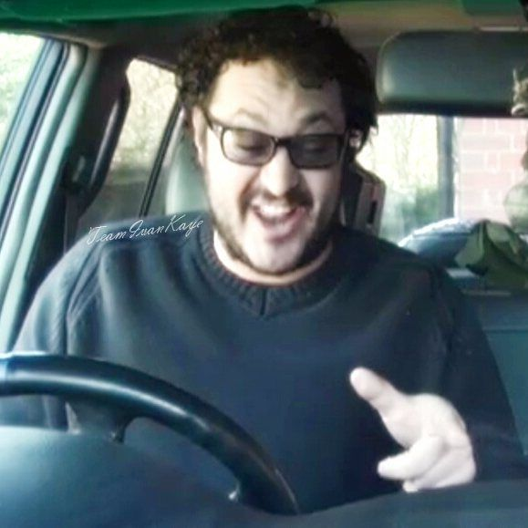 #IvanKaye as Colin in his own #comedy production 'Brilliant'. 😉 Hope you have a nice sunny day, too. Enjoy your Sunday! 😊❤ - I f you are on Facebook don't forget to visit the page of Ivan's production company (with links to the full videos for free) ➡ www.facebook.com/ComedyInk.co.uk/  #VikingsCast #TheCoronerCast #KingAellesActor #Brilliant #ComedyInk #productioncompany #sunglasses #cool #SunnySunday #fun