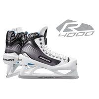 Bauer Reactor 4000 Goalie Skates - Senior
