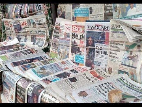 TOP 10 ONLINE NIGERIAN NEWSPAPERS