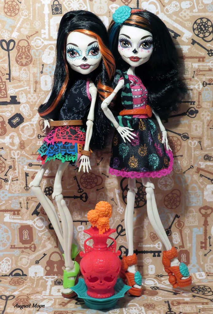 Monster High Catrine Shoes