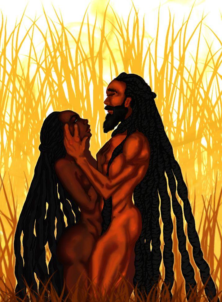 Rasta love - Natural