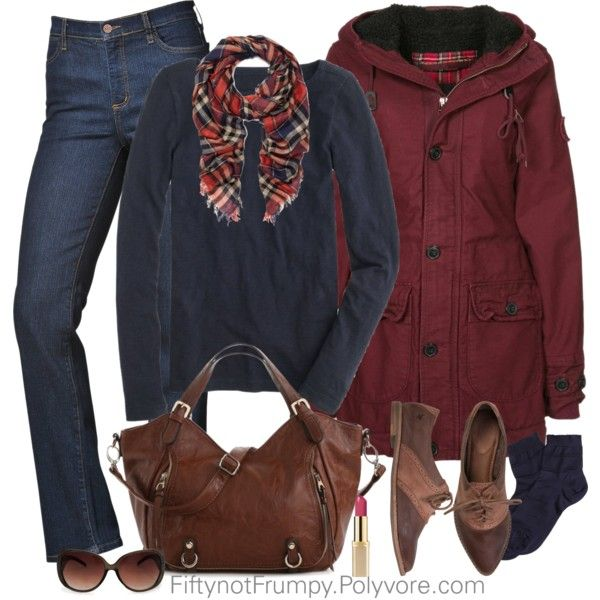 """""""Out Into The Cold"""" by fiftynotfrumpy on Polyvore"""