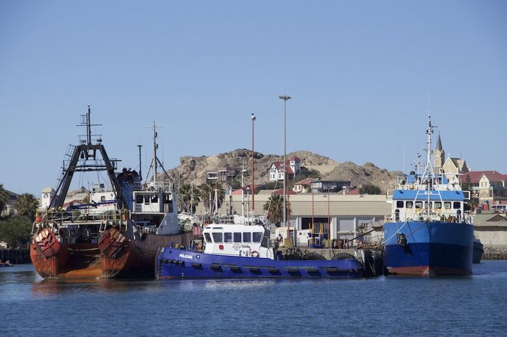 "Lüderitz … a harbour town with a bit of a homecoming feeling - http://4-wheel-nomads.de/?p=5014 -  Lüderitz as seen from the sea.  We really like Lüderitz! Lüderitz, bought in 1883 by the German merchant of the same name and from 1884 on under the protection of the German emperor, is completely different compared to the rather ""overdone"" German and somehow ""artificial"" seeming Swakopmund. The days of the fishing with smaller"