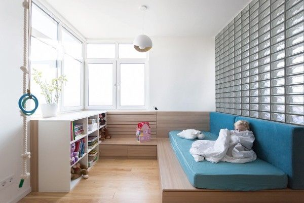Two Modern Homes With Rooms For Small Children [With Floor Plans]