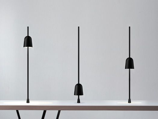 Ascent Table Light by Daniel Rybakken