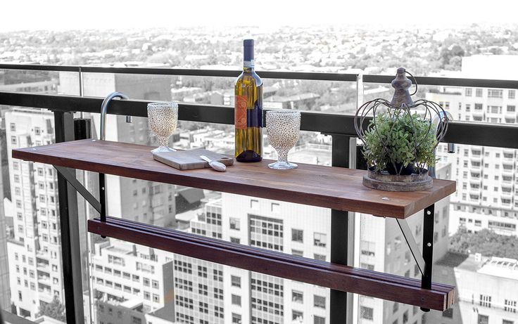 17 best ideas about condo balcony on pinterest balcony for Balcony bar top