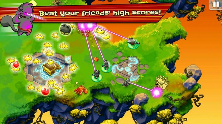 Join the amazing Ninja Hero Cats in their brave battle against fish monsters from another dimension! With free exploration, fast paced action and infinite fun, Ninja Hero Cats is not a normal runner game! Download Ninja Hero Cats and more at NinPlay http://download.ninplay.com/ #NinPlay? #MobileGaming #NinjaHeroCats #45DayFreeTrial #NoAds #NoMicroTransactions #DownloadNow