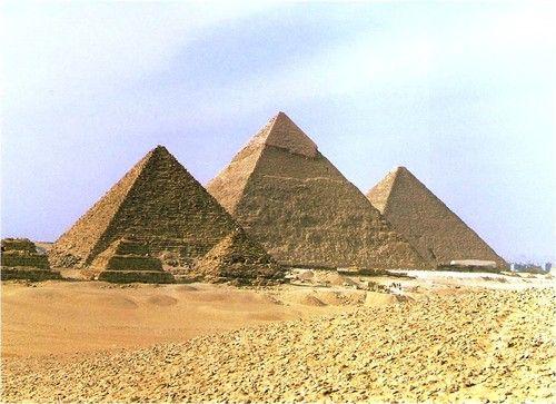 Voyage en Egypte - dgidgi Pyramides de Giseh