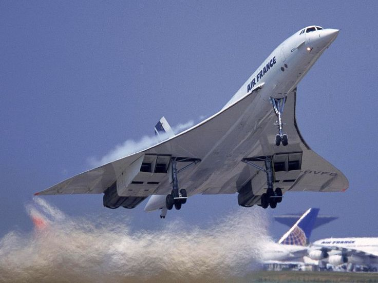Ingeniería y Computación: Concorde, considerado como uno de los ...