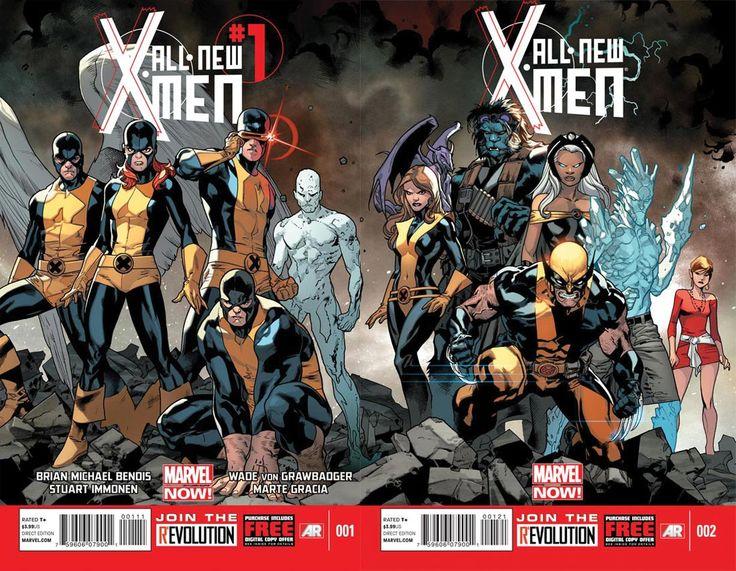 Marvel NOW's All New X-Men