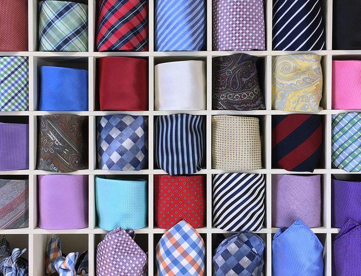 Create Your Own, Custom Tie Storage