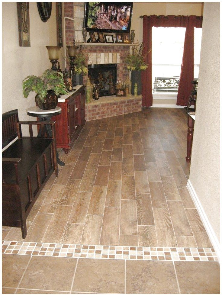 Different Designs For Your Floor Using Ceramics Ceramic Wood Tile Floor Wood Plank Tile Flooring