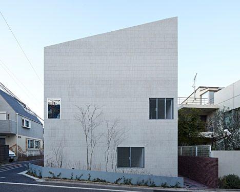 Makoto Yamaguchi Design - Tokyo Housing Block - Google Search