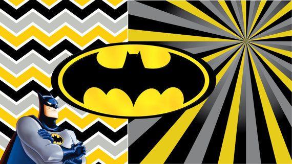 Este paquete de papel digital con temática de Batman está lleno de 2great documentos digital, ayudante personal Digital y Digital Logo de Batman. Usted estará recibiendo un archivo digital, no produt terminado será enviado por correo. ¡Gracias por tu visita!