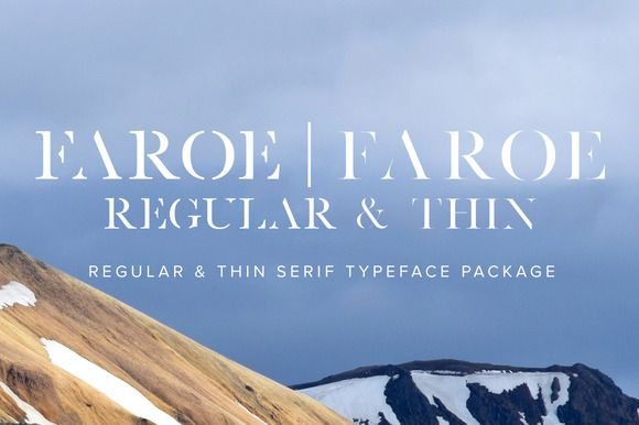 Faroe Package (Regular