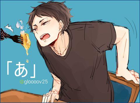 「【HQ!!】LOG4」/「銭子(元こけし屋)」の漫画 [pixiv]