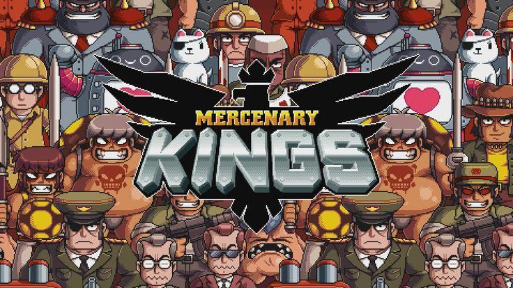 Mercenary Kings PS4 Gameplay