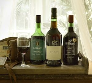 Sweet Wines of South Africa - Port-Style South African Fortified Wines & More