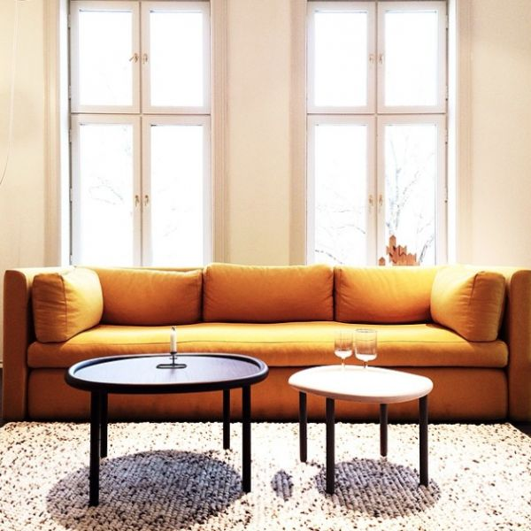 Hackney sofa - Hay