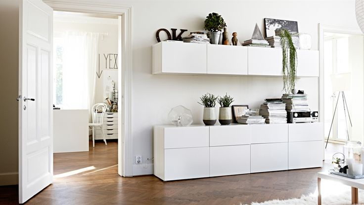 BESTÅ - where favorite things find a home.