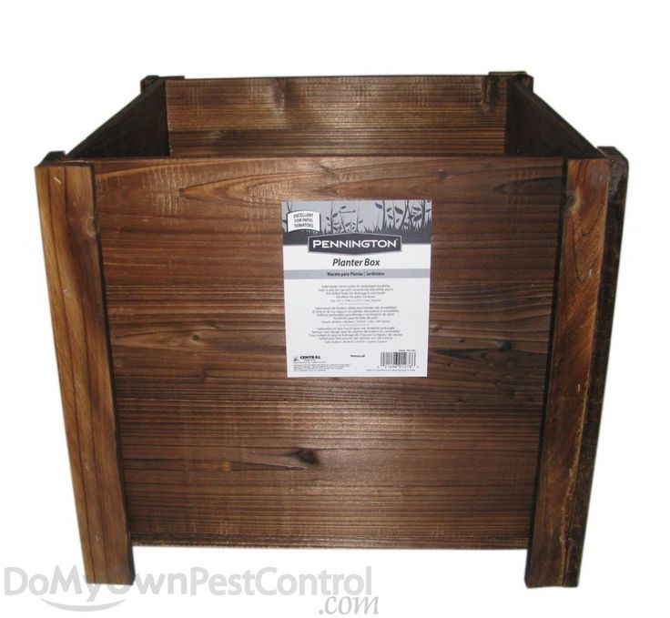 33 Best Images About Wood Planter Tree Box On Pinterest