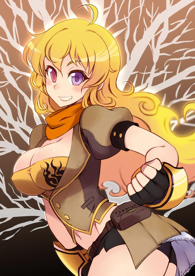 240 Best Yang Xiao Long Images On Pinterest  Rwby Yang -5027